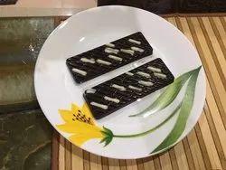 Rectangular Chocolate Marbel Bar