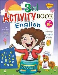 3rd Activity English Book