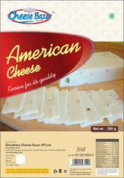 4 C 200 G American Cheese, Packaging Type: Box, For Hotel & Restaurant