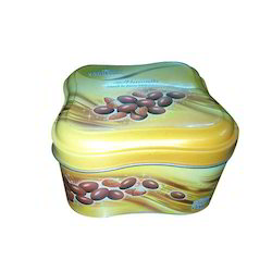 Almond Tin Box
