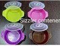 Sizzler Plastic Container