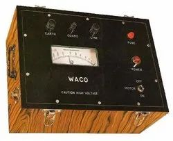 Waco WI 2504M Motor Driven Insulation Tester