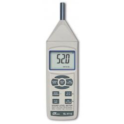 Sound Level Meter, Auto Range   Type K Temp.