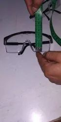 Zoom Safety Goggles Clear