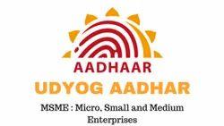 Online Udyog Aadhar Registration & MSME Registration