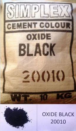 Tile Grout Black 20010 Oxide Cement Color