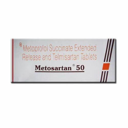 Metosartan 50 Mg Tablet, Pharma Tablets, फार्मास्यूटिकल टैबलेट - Modern  Agencies, Nagpur   ID: 19743096297