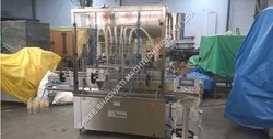 Filling Machine for Ghee Jar