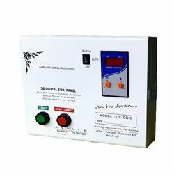 Single Phase DOL Starter Control Panel