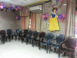 Hall Rental Services For School Program