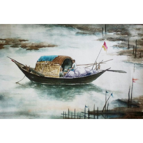 ed7bc61b8 Beautiful Scenery Painting at Rs 1000 /piece | Scenery Paintings ...