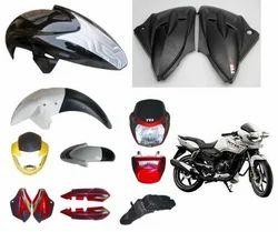 TVS Bike Body Parts