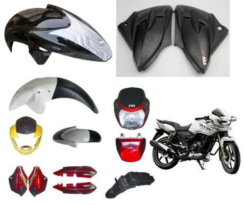 Tvs Bike Body Parts At Rs 450 Piece Karol Bagh New Delhi Id