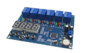 Multiple Timing Relay Control Board