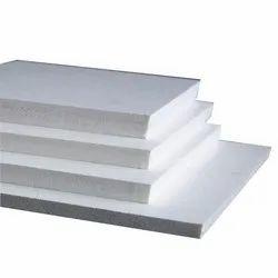 12 mm White PVC Board