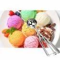 Stainless Steel Handheld Ice Cream Serving Scooper