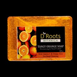 Tangy Orange Glycerine Soap