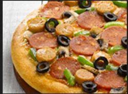 Hicken Italiano Non Veg Pizza