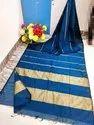 Designer Handloom Cotton Silk Sarees