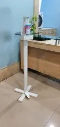 Contactless/Hands Free Foot Pedal Operated Sanitizer Stand