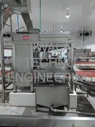 Mango Pulp Extraction Machine