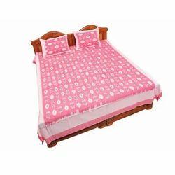 Pochampally Designer Bed Sheet