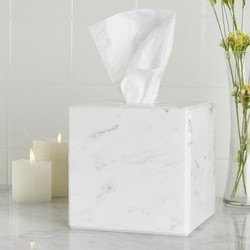 Marble Tissue Paper Box