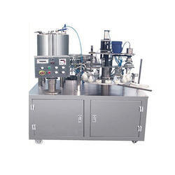 UPVC Adhesive Filling Machine