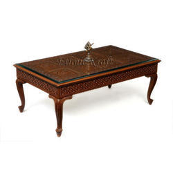 Wooden Center Table Lakdi Ki Center Table Suppliers