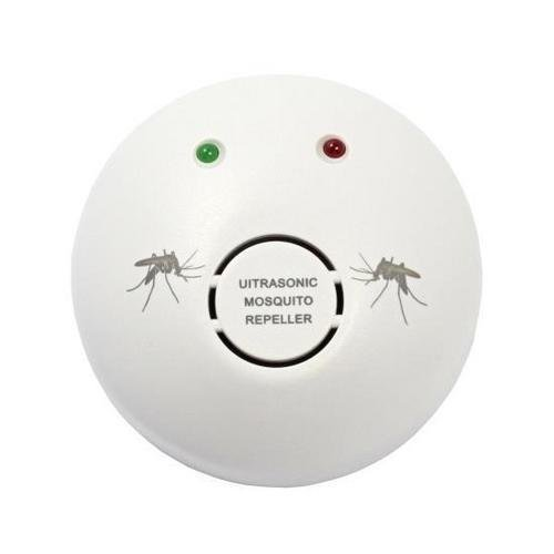 Bug Scare - Electronic Pest Repeller with Sonic Technology