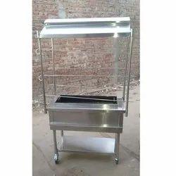 Mobile Barbecue Grill