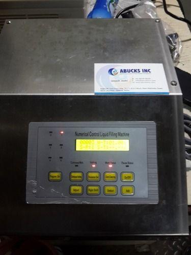 Mini Digital Liquid Filling Machine