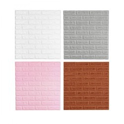 Foam Brick Wallpaper