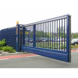 Automatic Cantilever Sliding Gate