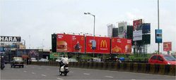 Outdoor Hoardings Advertisement, in Client Side