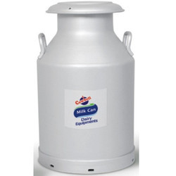 50 Ltr Aluminum Milk Can