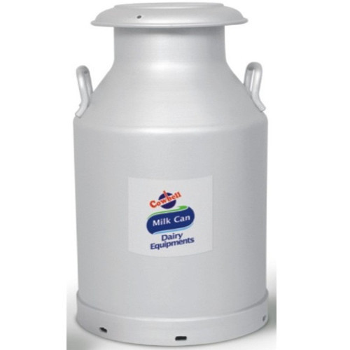 50 Ltr Aluminum Milk Can