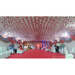Decorative Wedding Ceiling Tent