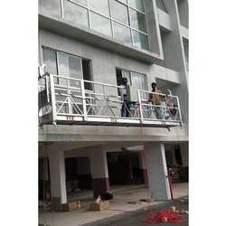 Wire Rope Suspended Platform Rental Service