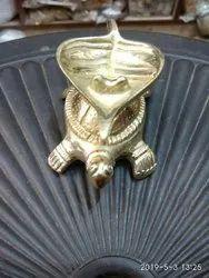 Tortoise Brass Deepak