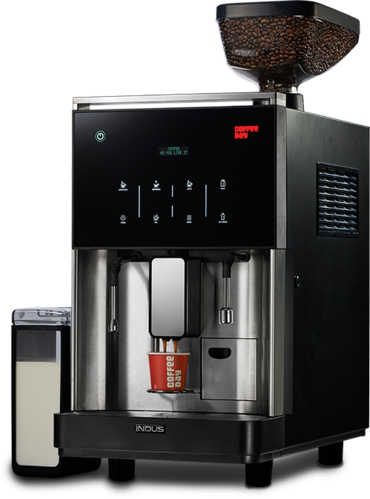 Indus Coffee Vending Machine View Specifications