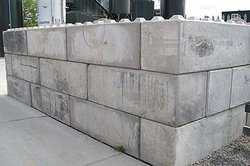 Interlocking Concrete Blocks