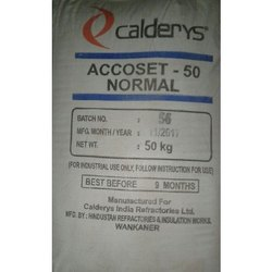 Calderys Accoset 50 Normal