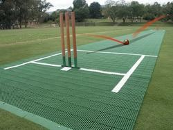 Artificial Cricket Pitch - Jute Mat