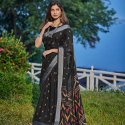 Zari Work Bridal Saree