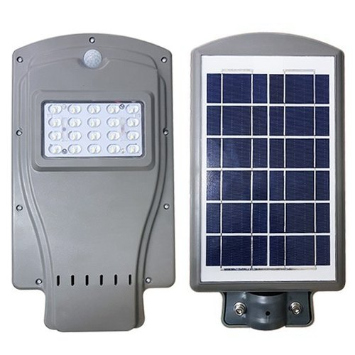 20W Integrated Solar Street Light