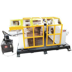 Automatic Wire Spooling Machine