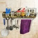 Kawachi Gold Plated Kitchen Organizer