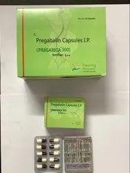 Pregarica Pregabelin Tablets