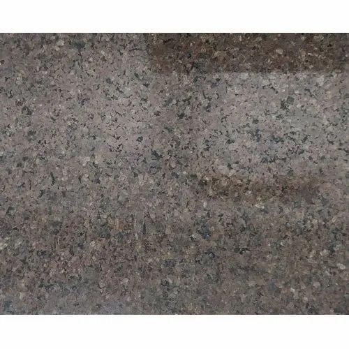 Polished Granite Stone Apple Brown Marble Slab, For Flooring, Crack Resistance: Yes